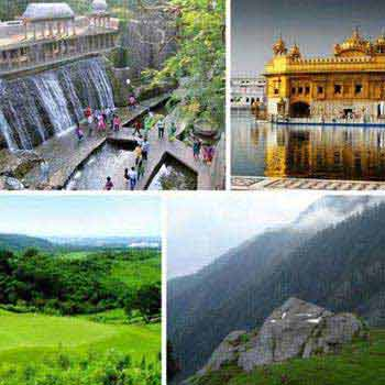 Punjab With Himachal Tour Package