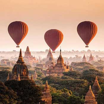 Glimpse of Myanmar 6 days / 5 nights Tour