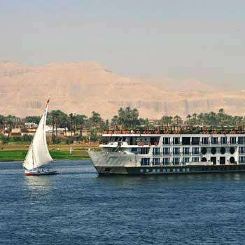 Package for Egypt with Nile cruise Tour