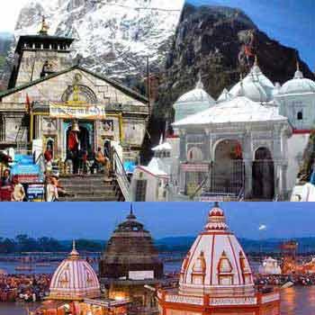 Chardham Yatra Tour Package Ex Haridwar