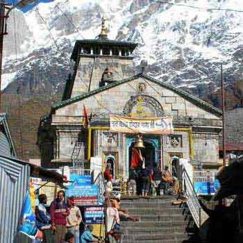 Kedarnath Tour Package from Delhi