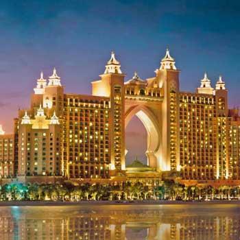 Dubai Tour 6N/7D
