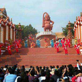 Hyderabad Tour with Ramoji Film City Package