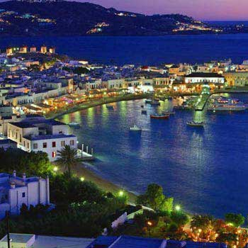 Discover the Greek Island Hopping Tour