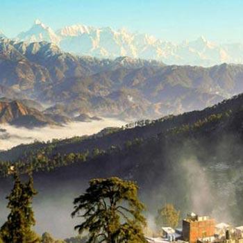 Delhi – Nainital – Kausani – Ranikhet – Corbett - Delhi Tour