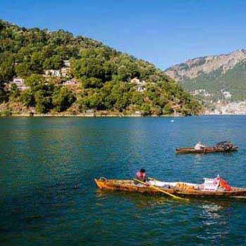 Delhi-Haridwar-Mussoorie-Corbett-Nainital-Kausani-Ranikhet Tour