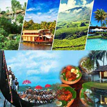 03 Nights / 04 Days Kerala Tour Package