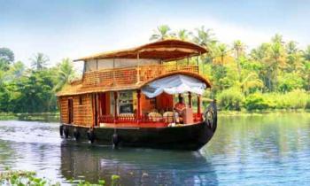 Cochin - Munnar - Thekkady - Kumarakom Tour