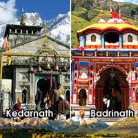 Chardham Tour Package - Delhi