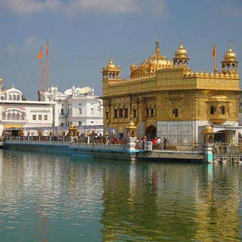 Himachal Harmony Amritsar by Cab from Delhi Package