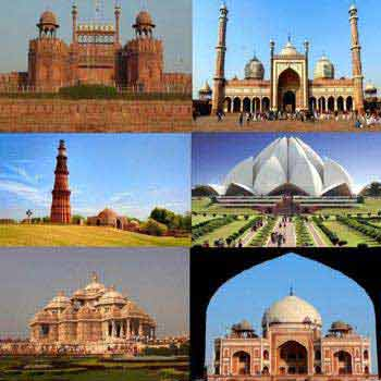 Golden Triangle Special Tours from Delhi Package