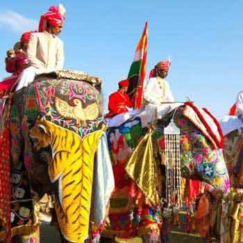 Royal Rajasthan Experience With Taj - 09 Days Tour