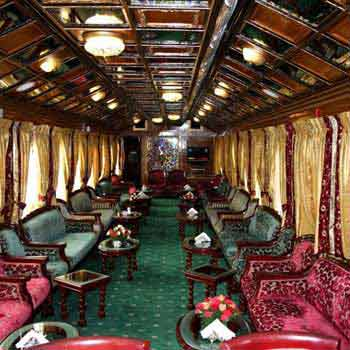 Palace On Wheels Experience - 08 Days Tour