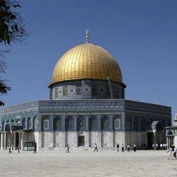 Holyland Package Masjid Al Aqsa