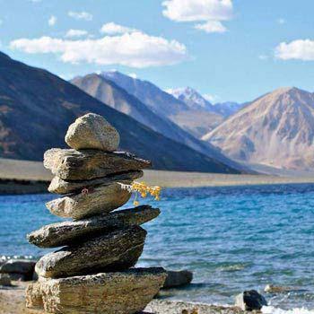 Golden Triangle with Ladakh Tour