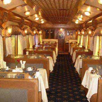Deccan Odyssey Train Tour