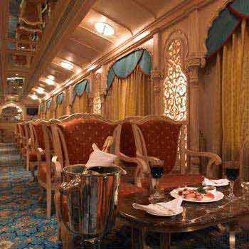 Golden Chariot Train Tour
