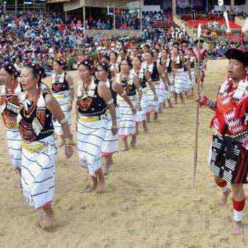 Hornbill Festival of Nagaland 2 Nights - 3 Days Tour