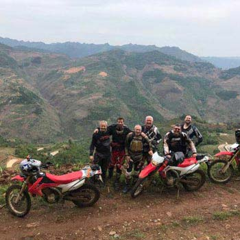 Motor Bike Safari Tour Package