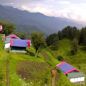 Himachal Camping Tours Package