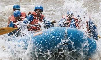 River Rafting On Ganges Tour
