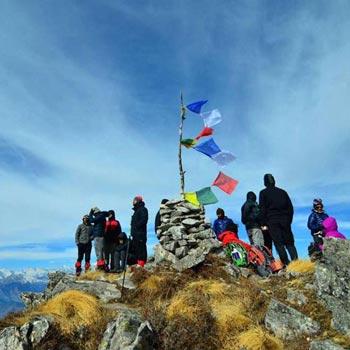 Auli Kuari Pass Tapovan Trekking Tour Packages