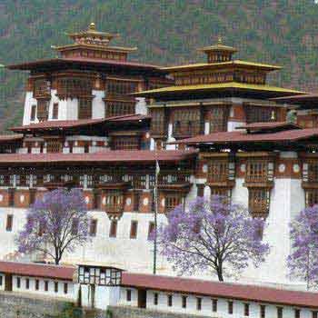 Bhutan Package - Phuentsholling & Paro Tour