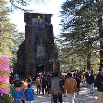 Dharamshala Dalhousie Tour