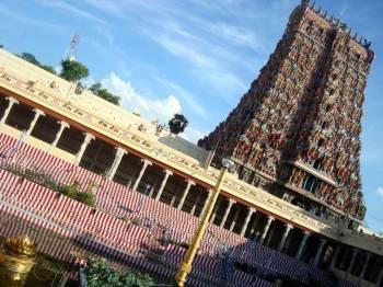 Madurai,Kodaikanal,Thekkady,Munnar Tour