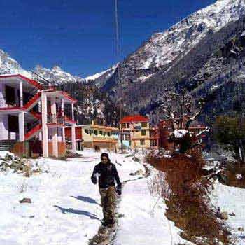Manali-Kasol Himalayan Village Trip Tour