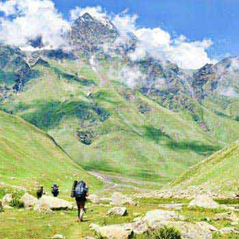 Tosh Valley Trek , Himachal Pradesh 2 Days & 1 Nights Package