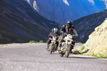 Ladakh Motorcycle Adventure Tour