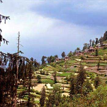Indo Tibet Border Trip