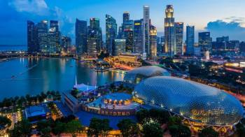Dream Cruises - Singapore, Phuket & Penang Tour