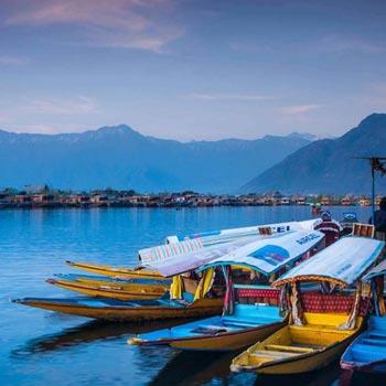 Heavenly Kashmir 5N-6D Tour
