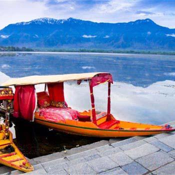 Paradise Kashmir 6N-7D Tour