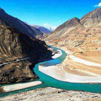 The Dazzling Ladakh Package