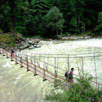 Kasol Adventure Tour