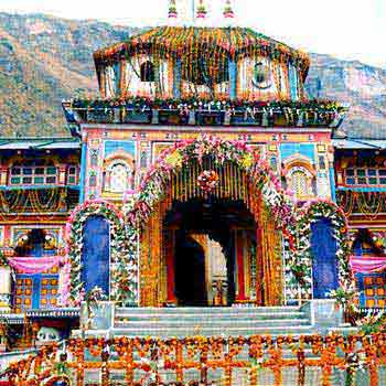 Badrinath Yatra Packages - 2018