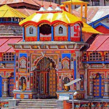 Badrinath Kedarnath Yatra From Haridwar Tour