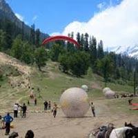 Golden Triangle with Taj & Himachal Tour