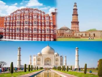 Kashmir Delhi Agra & Jaipur Tour