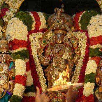 Explore Tirumala And Tiruchanoor Tour