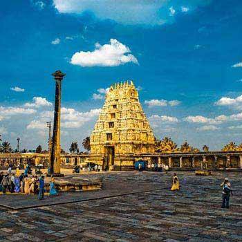 Explore Tirumala, Tiruchanoor, Kanipakkam, Golden Temple, Mangapuram Tour