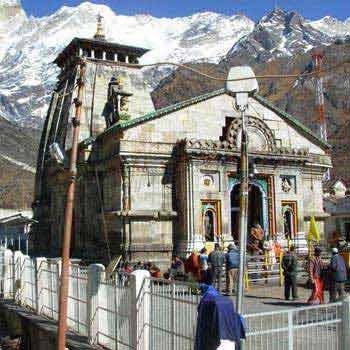 Kedarnath And Badrinath Yatra Tour