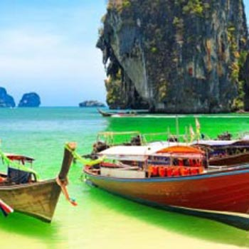 Honeymoon Special - Phuket, Krabi & Bangkok