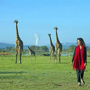 Lake Naivasha – Hells Gate Overnight Safari Tour