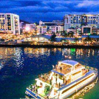 City Tour with North Borneo Sunset Cruise