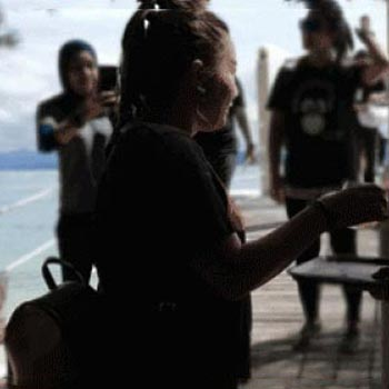 Dinawan Island Day Trip Snorkeling Package
