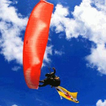 Ranau Paragliding and Mt. Kinabalu 1 Day Adventure Package